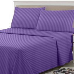 4 Piece Bed Sheet 1800 Series Ultimate Egyptian Comfort Deep