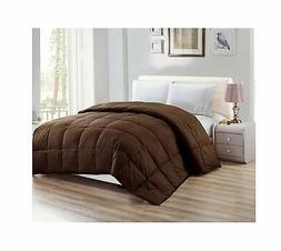 All American Collection Quilted Plush Microfiber Fill Down A