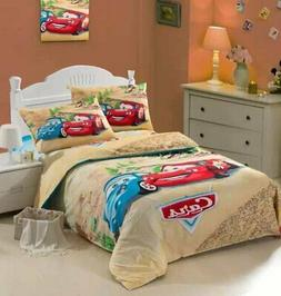 amazing cars quilt comforter bedding sets single twin size d