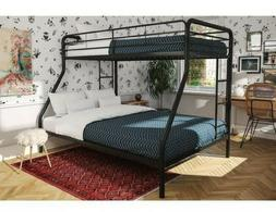 Bunk Bed -Twin Over Full Metal Frame DHP