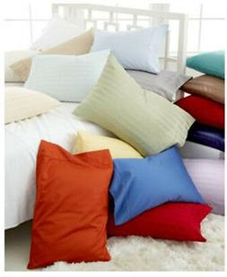 Deluxe 1800 Thread Count Striped & Solid Bed Sheet Sets 100%