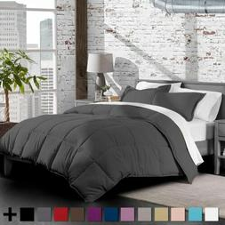 Down Alternative Comforter Set Twin, Full/Queen or King Size