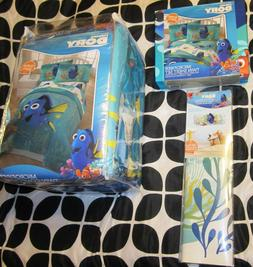 Finding Dory with Nemo 5 Pc Twin/Single Comforter Sheet Set