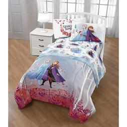 Disney Frozen 2 Kids Bedding Super Soft Microfiber Sheet Set