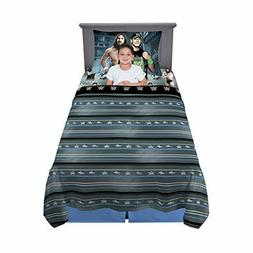 Franco Kids Bedding Sheet Set, 3 Piece Twin Size, WWE Wrestl