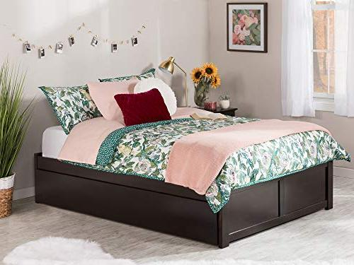 Concord Bed with Panel Board Trundle