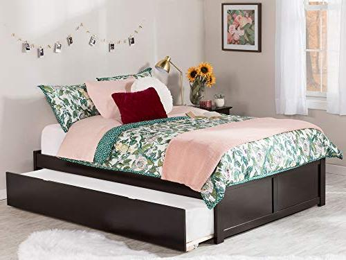 Concord Panel Foot Board Trundle Bed,