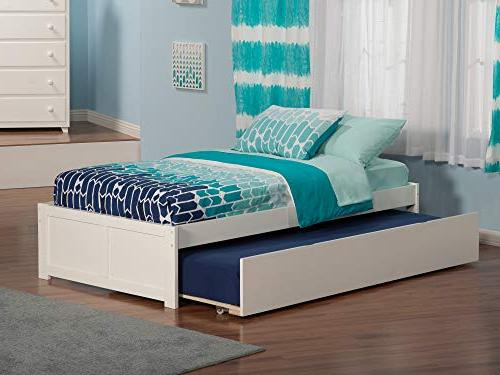 Concord Panel Board Trundle Bed, Twin,