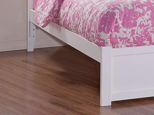 Concord with Panel Foot Board Trundle