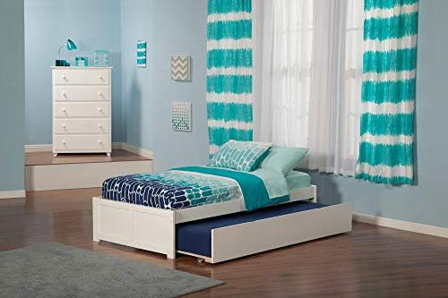 Concord Panel Foot Board and Trundle
