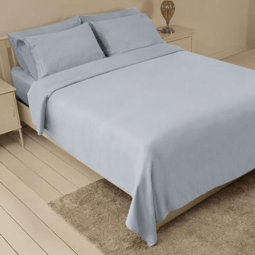Bed Flat Twin XL Queen King 14 colors