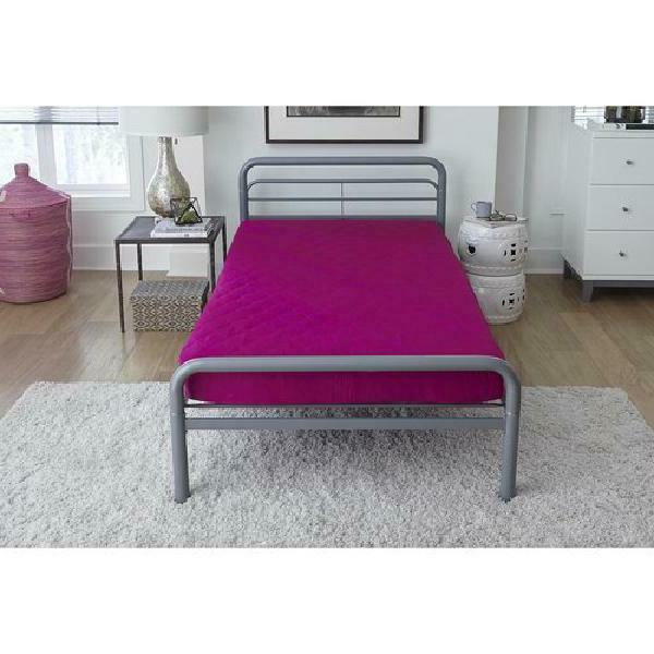 Bedroom 6 Size Quilted Bunk Bed Mattress