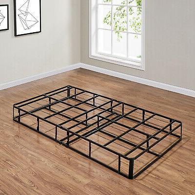 Box Spring Bed Foundation Folding Twin