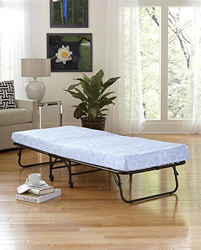 """Folding Guest Bed with 5"""" Twin"""