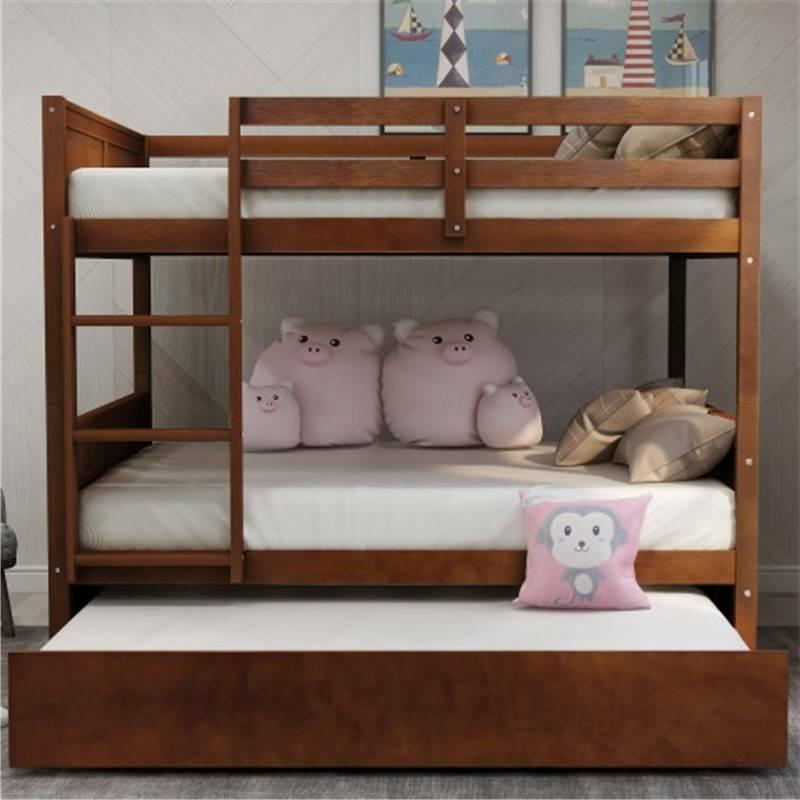 Bed Size Trundle Bed Home Furniture