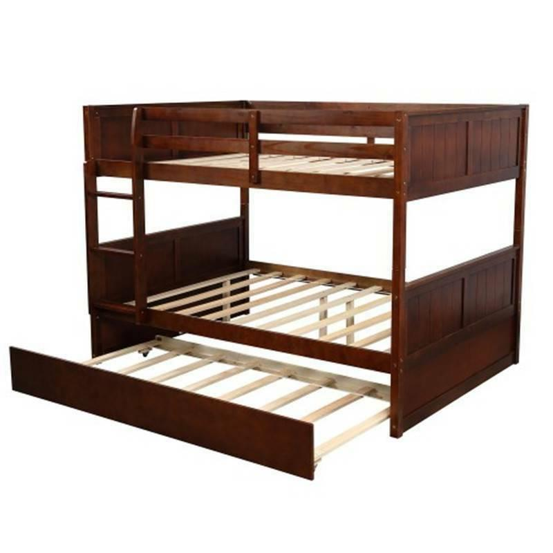 Full Bed Size Trundle Home