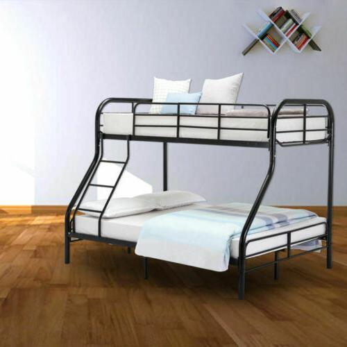 Twin Full Beds Black