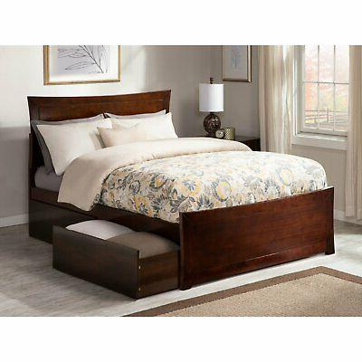 Atlantic Furniture with Matching Foot Board and Trundle
