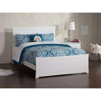 metro bed with matching foot board