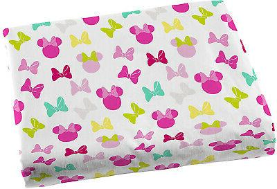 Minnie Bow Sheet Mouse