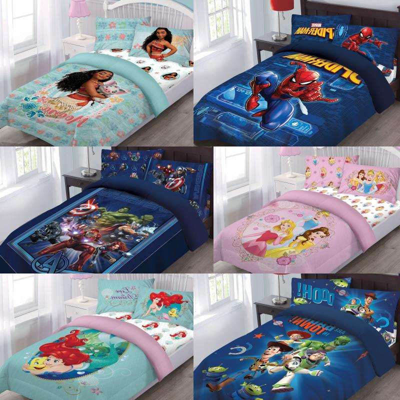 new twin full disney collection bed comforter