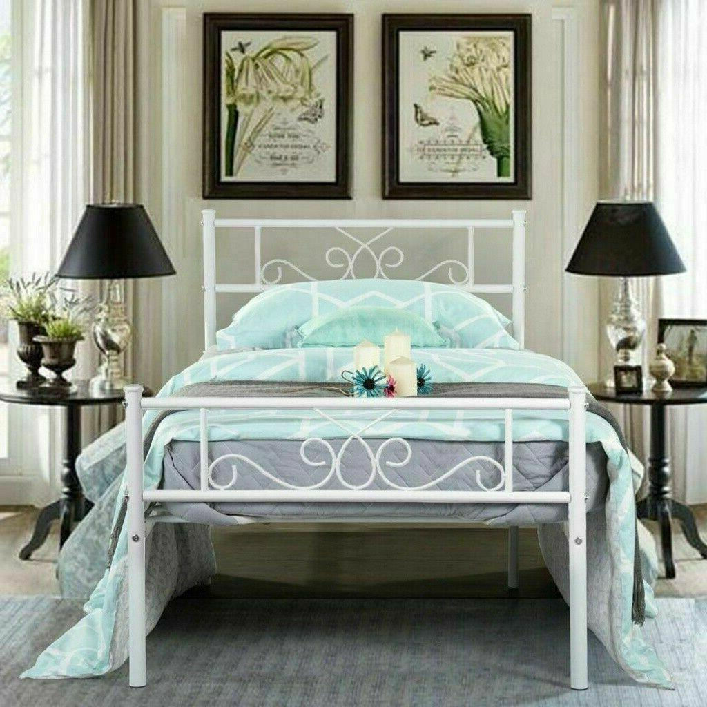 Platform Twin Bed Mattress