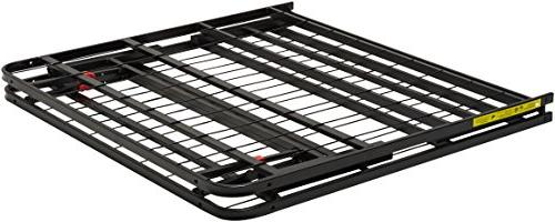 AmazonBasics Bed - Under-Bed Storage, No Required - Twin X-Large