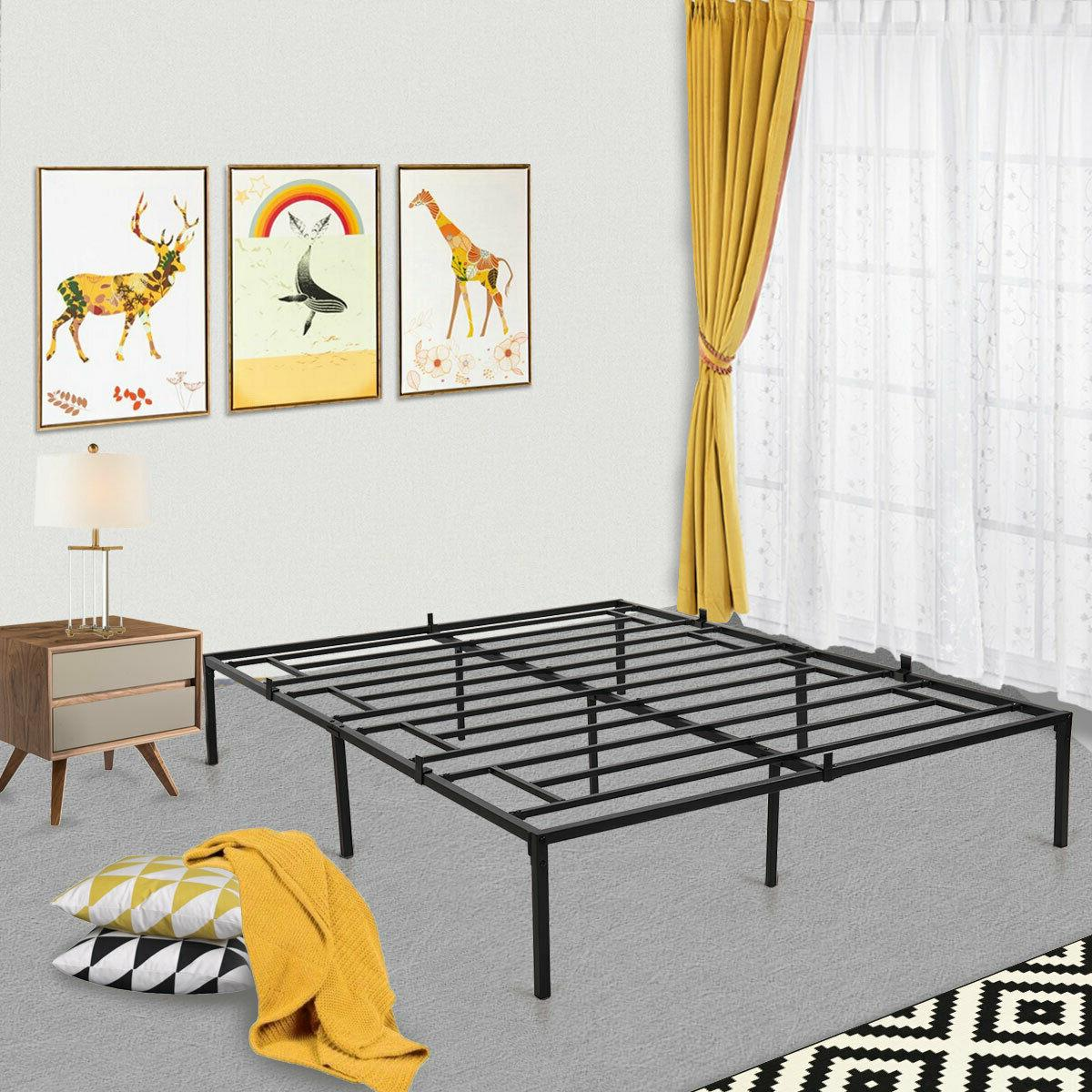 queen full twin multi size bed frame