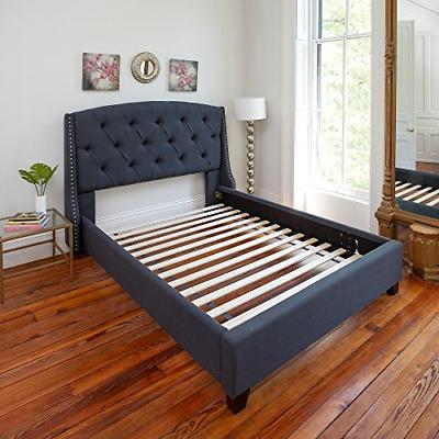 solid wood bed support slats bunkie board