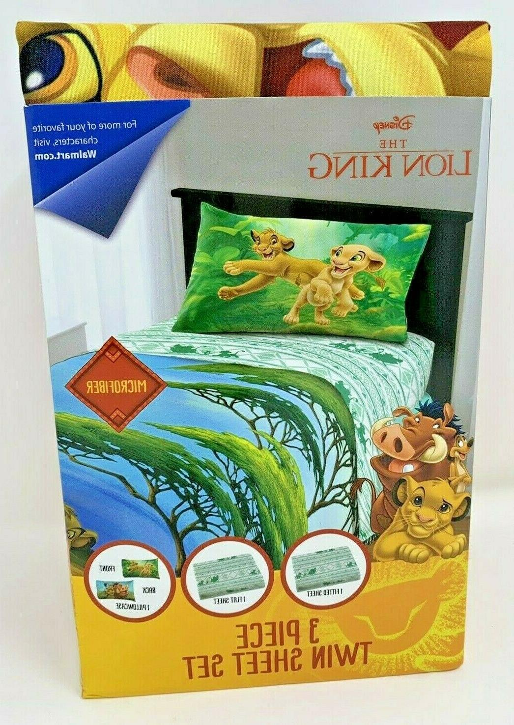 Disney The 3 Piece Twin Sheet Set Discount for