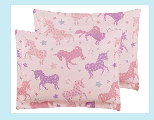 Unicorn Twin Bedding Bedspread for