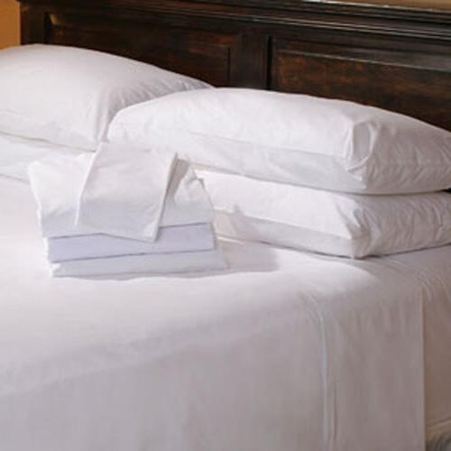 """Twin XL Fitted Premium Hotel Bed Sheet 39""""x80""""x10"""" T180 Perc"""