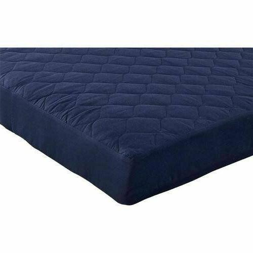 Twin 6 Inch Foam Quilted Top