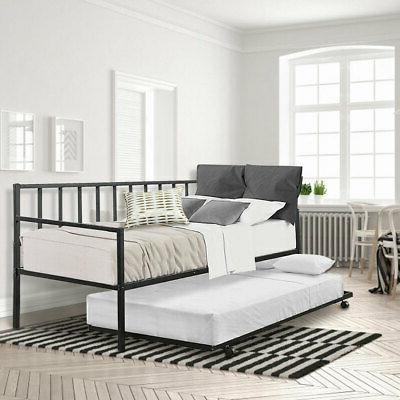 Twin DayBed w/ Bed Sofa DayBed Living Room