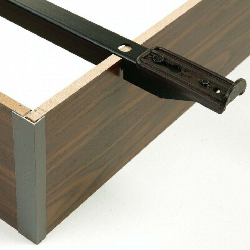 """Twin XL Base 6"""" Wood and Support"""