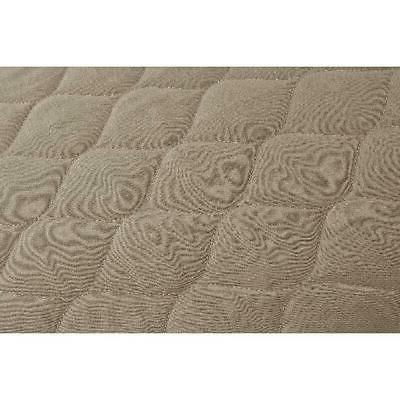 Twin Quilted Mattress Polyester x NEW