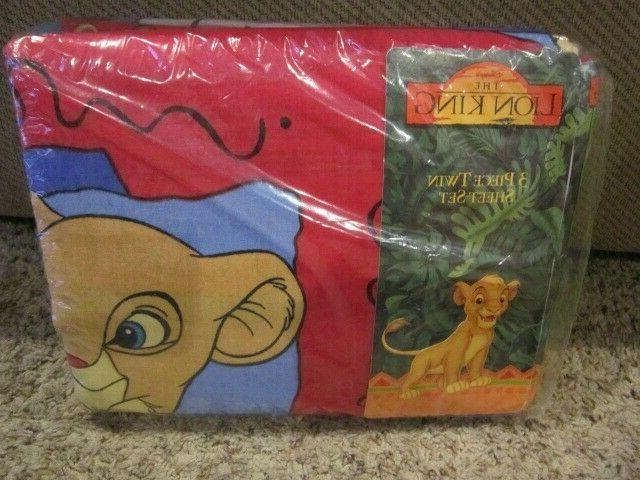 Vintage Disney King 3 piece twin NEW