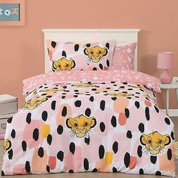 Lion King - Simba's face - Single/US Twin Bed Quilt Doona Du