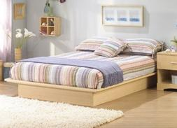 South Shore SoHo Full/Queen Storage Platform Bed, Multiple F