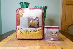 DISNEY TWIN FULL COMFORTER SET WITH TWIN SHEET SETS - BRAND