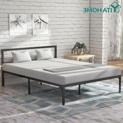 YITAHOME Twin/Full/Queen/King Size Bed Frame Metal Platform