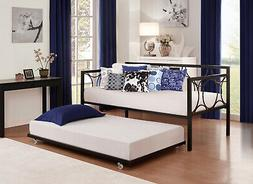 Universal Daybed Trundle, White