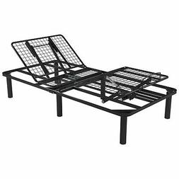 Twin XL Electric Adjustable Bed Frame Base with Remote